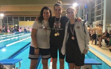 Momenti: Salvamento - Campionati regionali invernali 2017